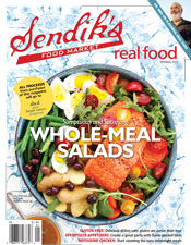 Real Food Cover - Spring 2013