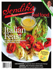 Real Food Cover - Summer 2012
