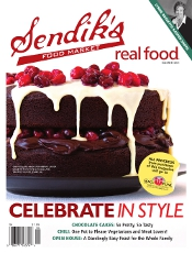 Real Food Cover - Winter 2011