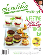 Real Food Cover - Winter 2012
